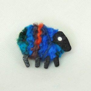 lizzyc sheep brooch Biba