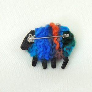 back_view Sheep Brooch Biba 