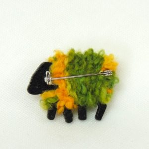 back_view lizzyc sheep pin green_and_gold