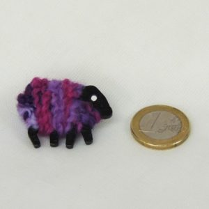 scale euro_coin lizzyc sheep brooch Dolly