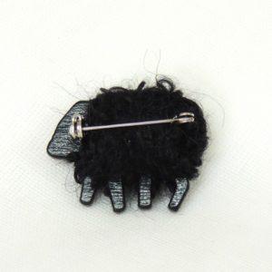 back|view|lizzyc|black|sheep|ebony
