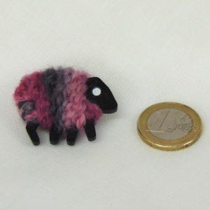 scale euro_coin lizzycsheep brooch Eva