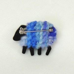 back|view|lizzyc|blue|sheep|Iris