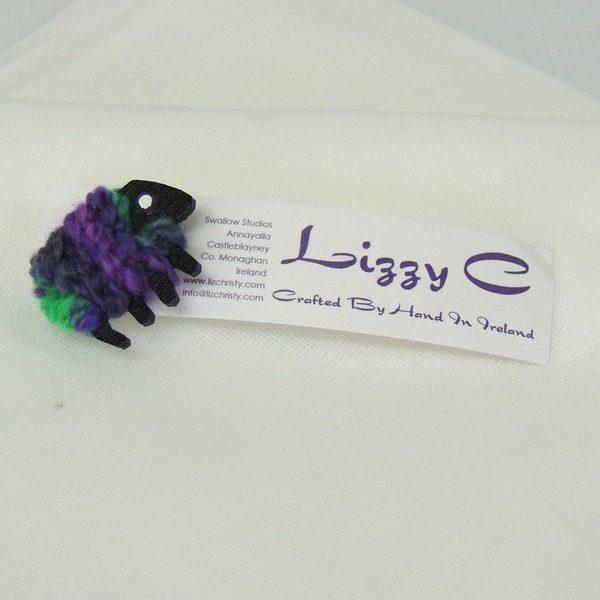lizzycsheep|presentation|card|brooch|kitty