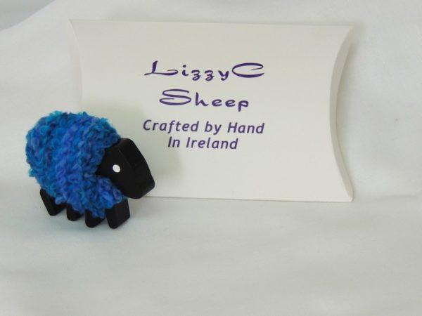 LizzyC Ramblin' Sheep Ornament