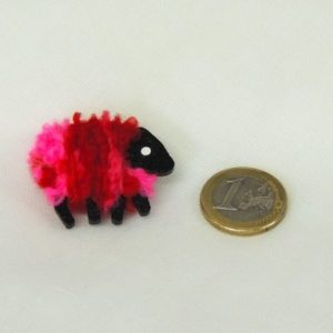 sheep|brooch|scale|euro-coin|valerie