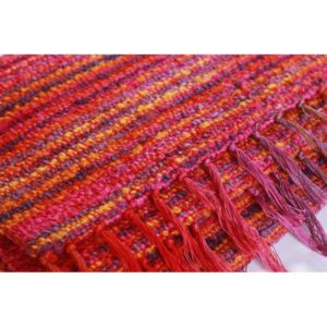 Hand woven scarf japanese bridge sorento